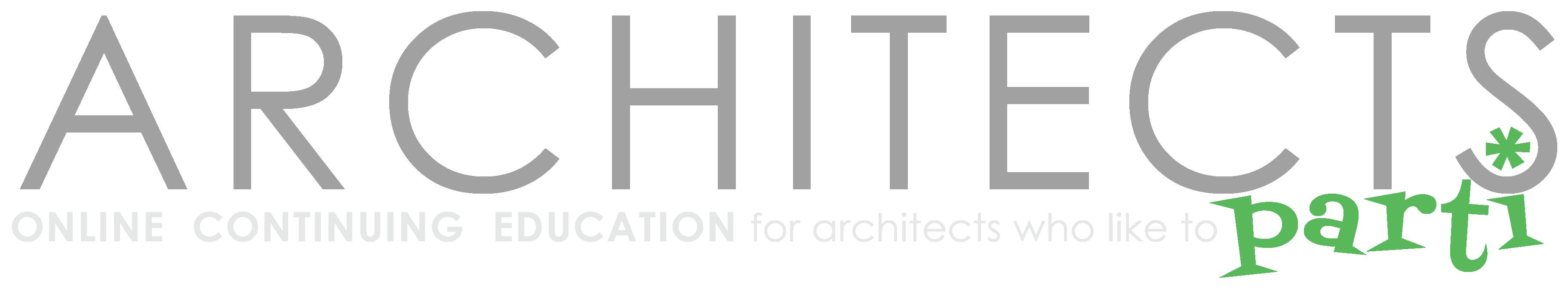 Architects Parti