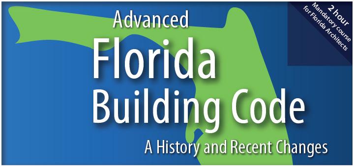 aia continuing education 2015 Advanced Florida Building Code catalog image